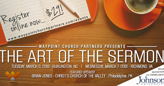 Art of the Sermon is Coming