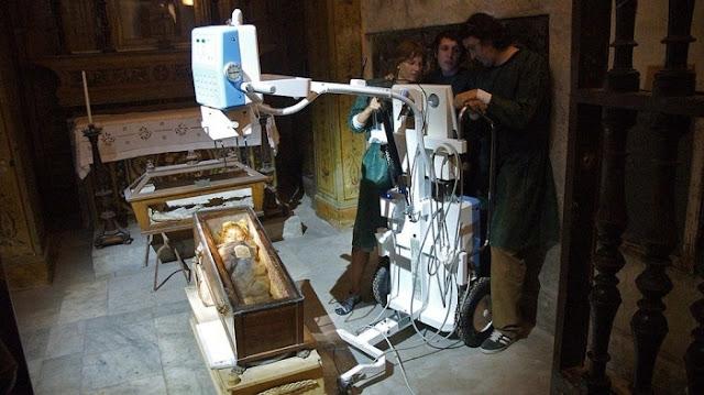 Загадка итальянской мумии