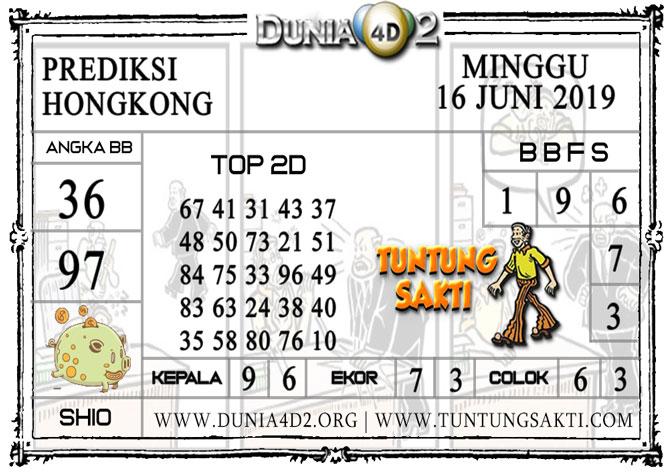 """Prediksi Togel """"HONGKONG"""" DUNIA4D2 16 JUNI 2019"""