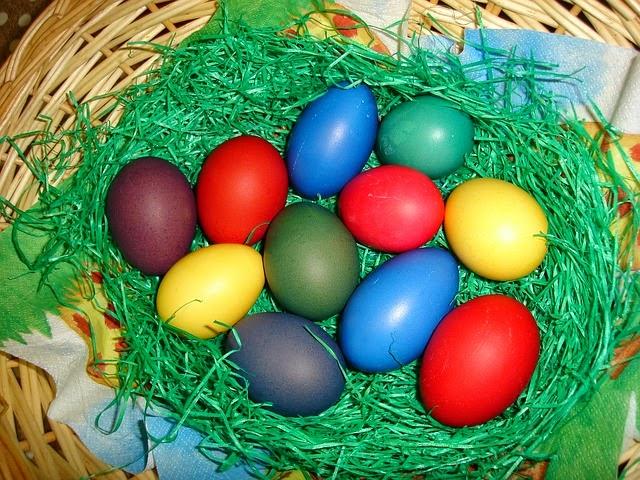 Dasar dan Contoh Karya Ilmiah : Mewarnai Telur