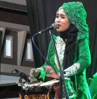 Lagu Ya Habibal Qolbi Versi Koplo Mp3 Cover Ratu Kendang Mutik Nida Terpopuler
