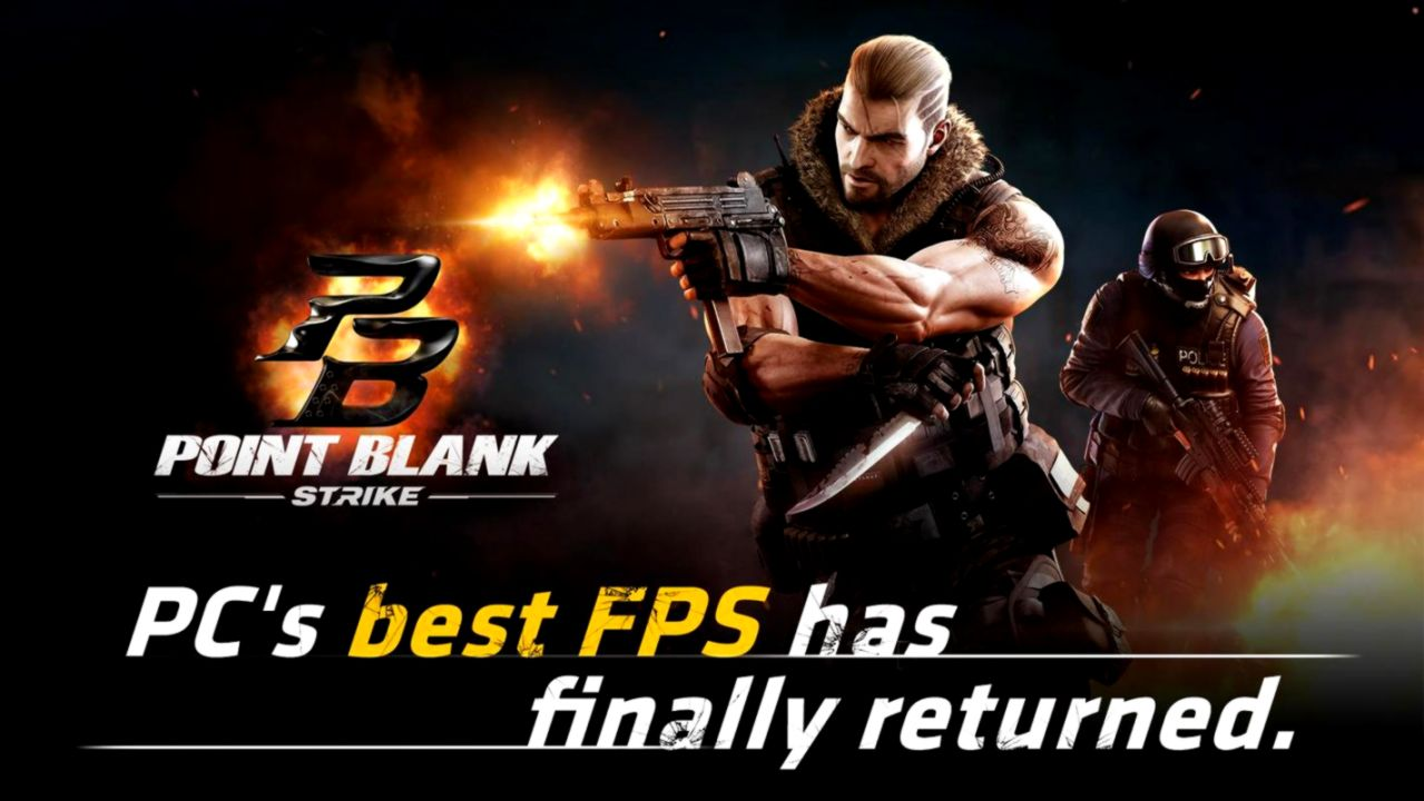 Point Blank Strike for Android APK Download