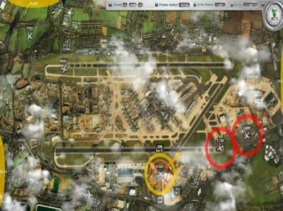 機場中心中文版(Airport Control Simulator),飛機場塔台指揮模擬!