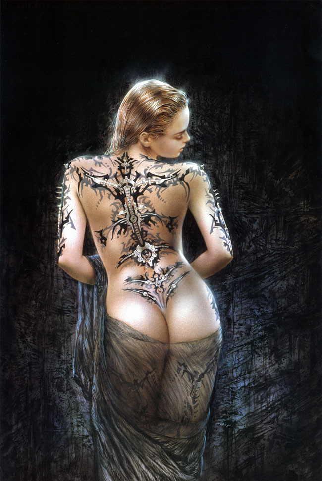 Tattoo Goth Porn