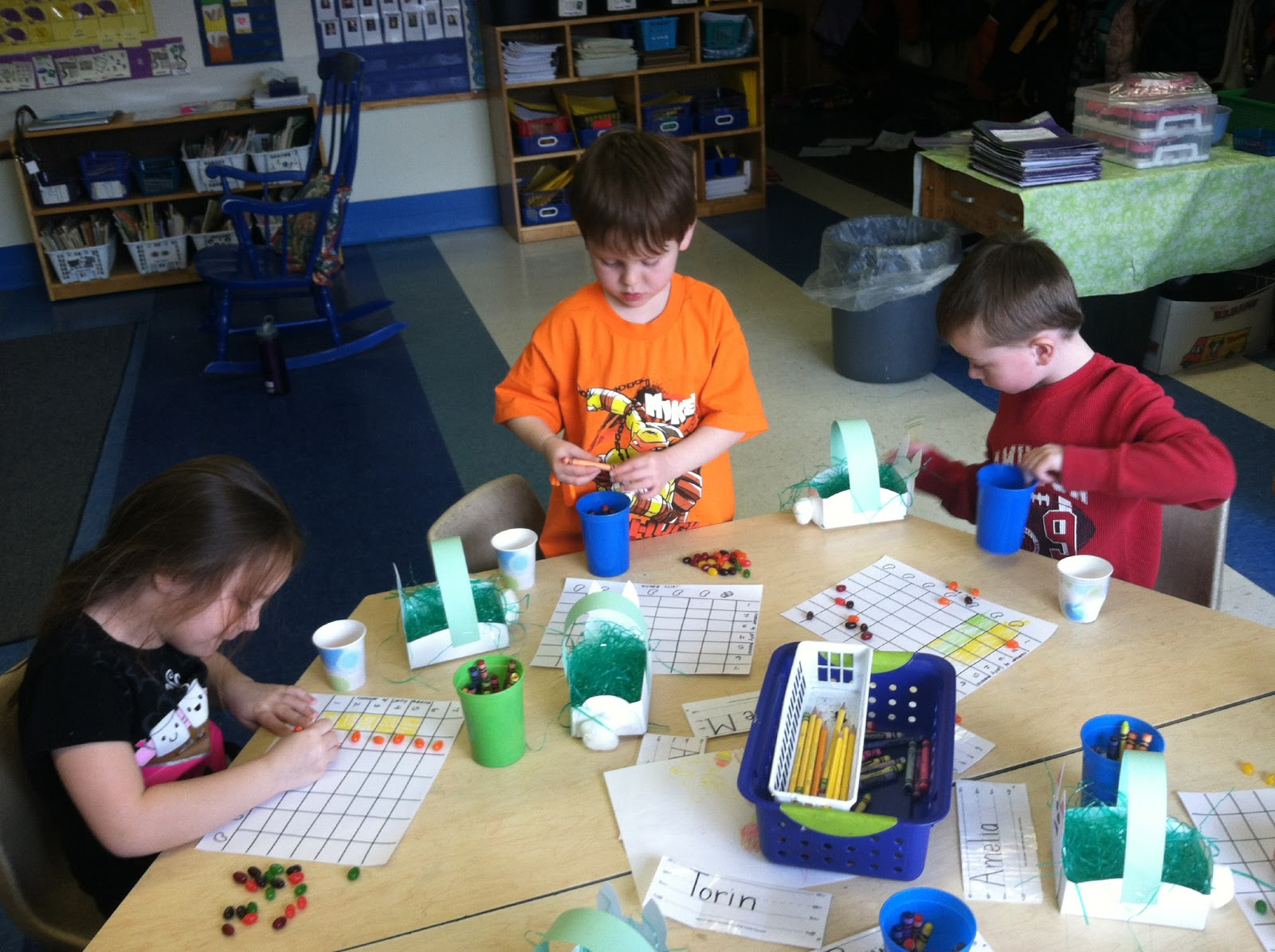 Mrs Parzych S Kindergarten Jelly Bean Math