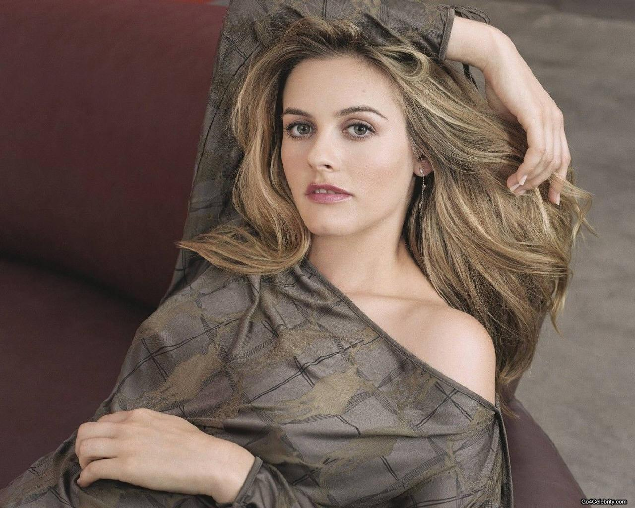 What excellent Alicia silverstone leaks nude can