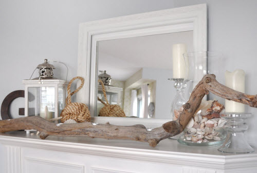 Inspired Kreativity: Inspired Coastal Decorating Ideas