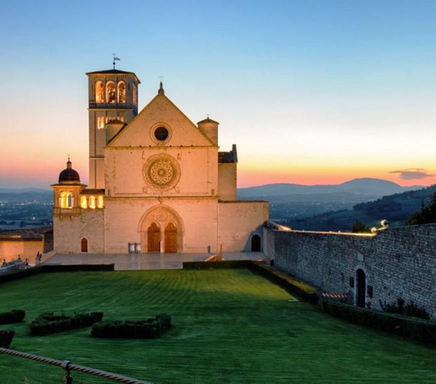 Assisi la città di San Francesco e Santa Chiara