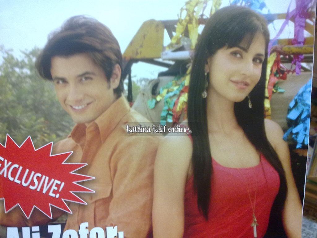 Only-Katrina Katrina Kaif With Ali Zafar-4731