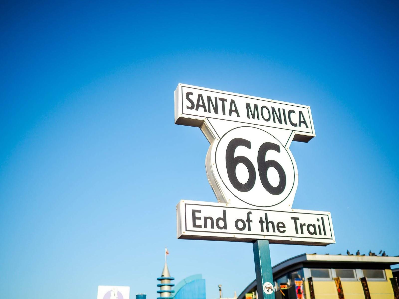 Santa Monica koukku ylös Miten aloitan oman online dating verkko sivuilla