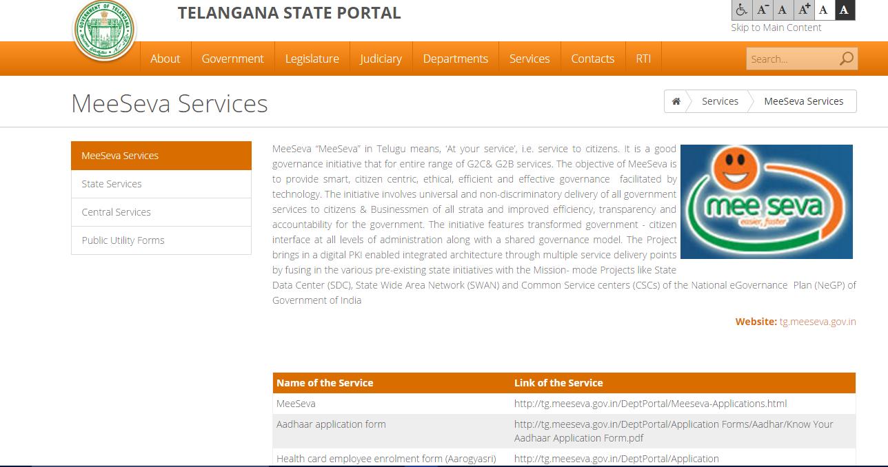 Caste Certificate in Telangana - Procedure to Apply