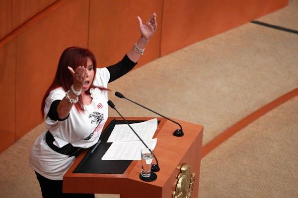 Layda Sansores presenta iniciativa para quitar el registro al Partido Verde. ¿Estás de acuerdo?