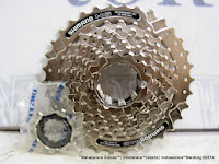 Cassette Sprocket Shimano CS-HG41-8 Mega Range 34T 8 Speed