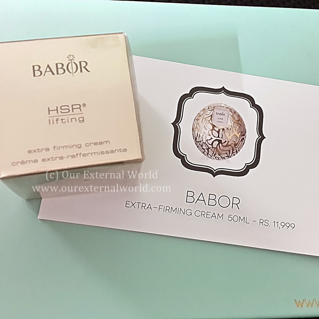 Unboxing: My Envy Box March 2015 Review, babor, discount code