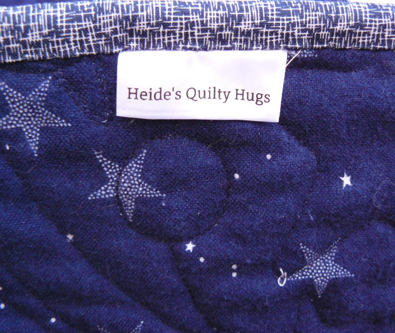 Heide S Quilty Hugs