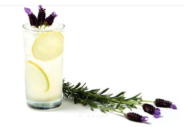 Made Real Vodka Plus One Lavender Cocktail