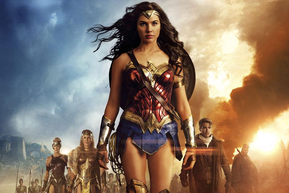 Blue Rose Epics Entertainment Wonder Woman 2017