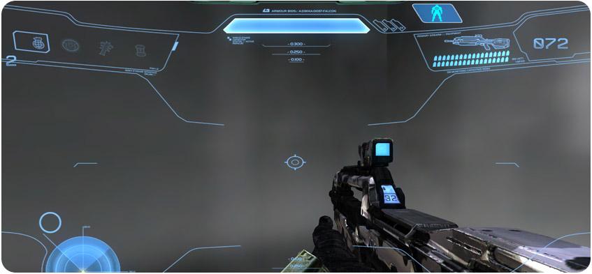 Crear HUD de un videojuego