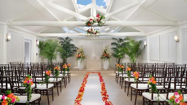 Las Vegas Strip Wedding Venues Hampton Inn Las Vegas Tropicana