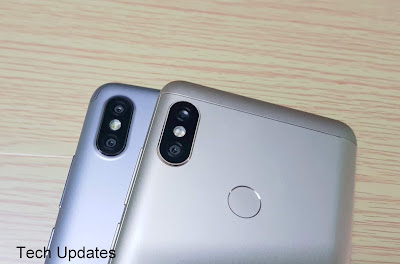 Xiaomi Redmi Y2 vs Xiaomi Redmi Note 5 Pro Camera Comparison