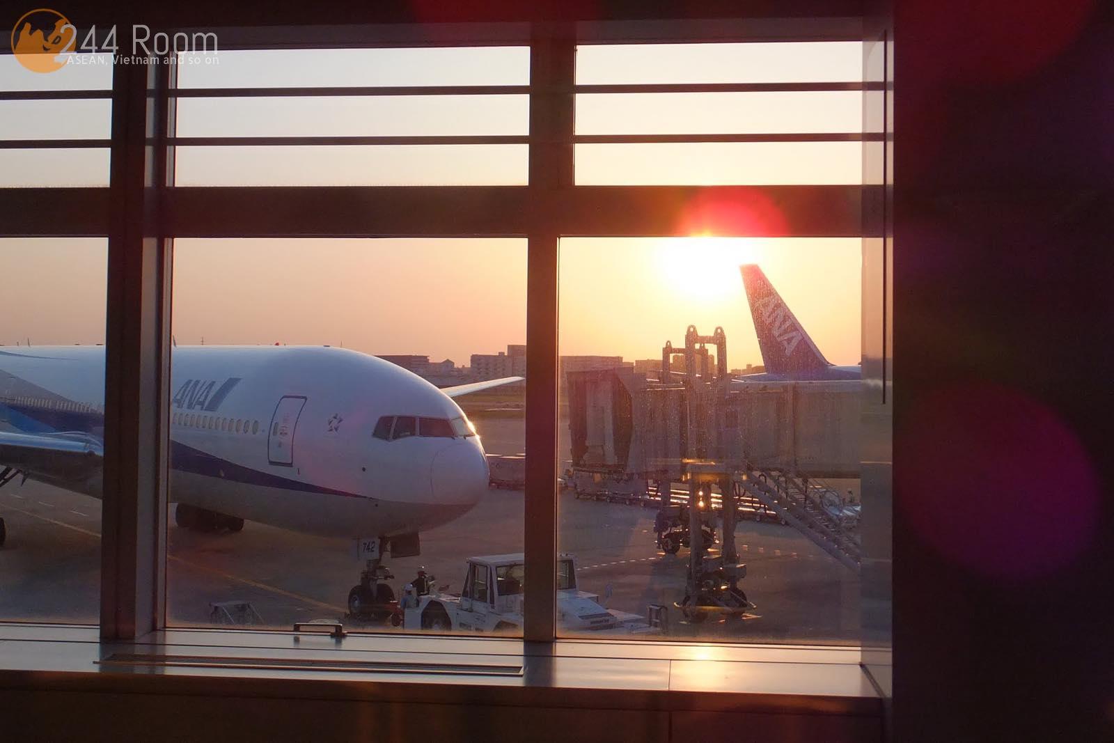 福岡空港国内線ターミナル Fukuoka International Airport2