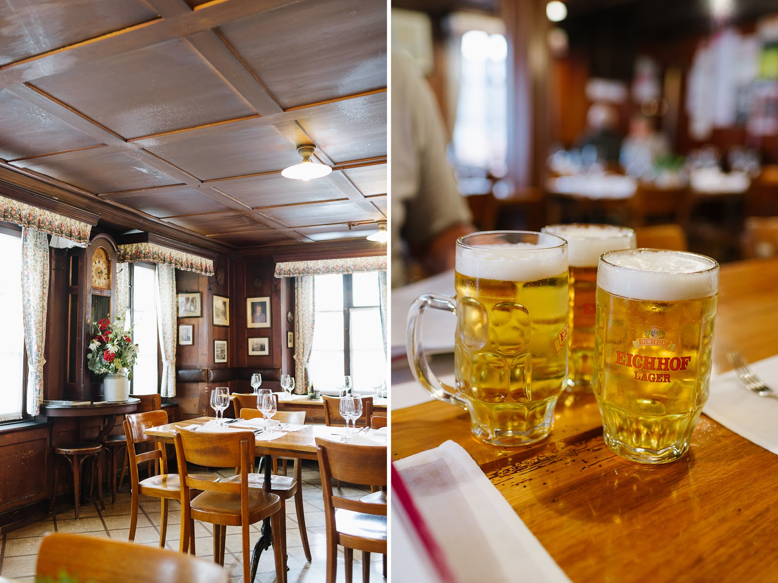 Beautyosaurus Lex-Alex Good-Lifestyle-Travel-TravelBloggers-Lbloggers-Lucerne-Switzerland-Beer-Summer-lion of Lucerne-chapel bridge-Kapellbrücke-Wirtshaus Galliker-Reuss River-Luzern-Lucerne Travel Guide