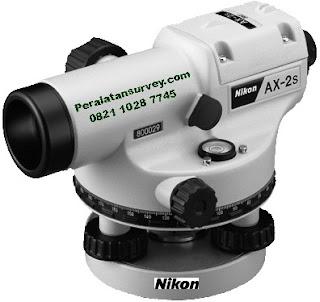 Toko Automatic  level Nikon ax 2s Terdekat di kota anda