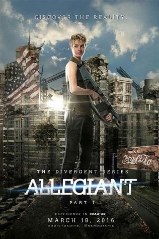 Dị Biệt 3 : Những Kẻ Trung Kiên - Divergent 3: Allegiant (2016)