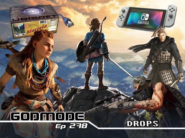 GODMODE 278 - DROPS