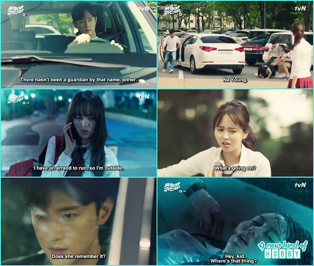 hyun ji get her accident memories back - Let's Fight Ghost - Episode 11 Review