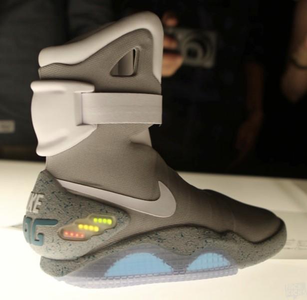 Aberto até de Madrugada: Nike MAG de Back to the Future