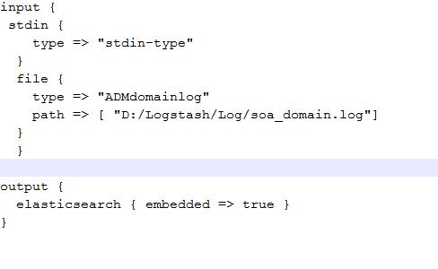 Another SOA Blog: Logstash for Weblogic and SOA Part - I