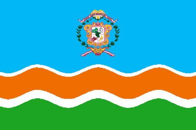 Bandera de San Martín