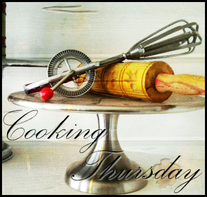 { Cooking Thursday }