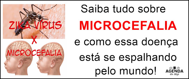 Microcefalia - zika vírus