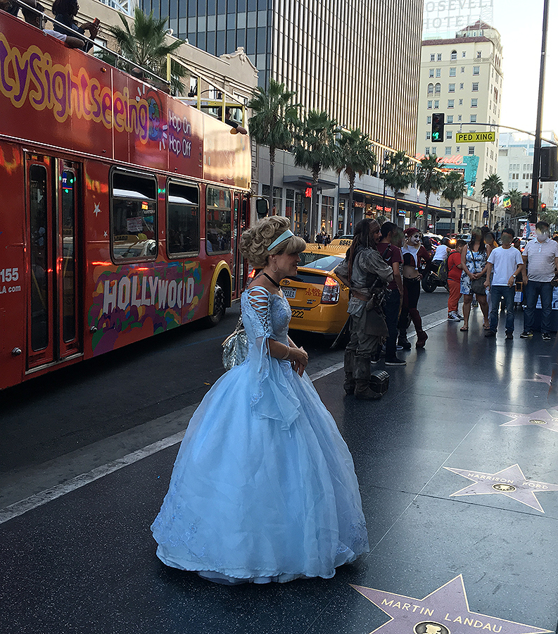 Moviestars, Hollywoodstars, HollywoodBoulevard