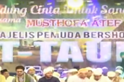 """Lirik """"TABASSAM"""" Versi Majelis Pemuda Bersholawat At Taufiq"""