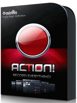 Mirillis Action Box Imagen