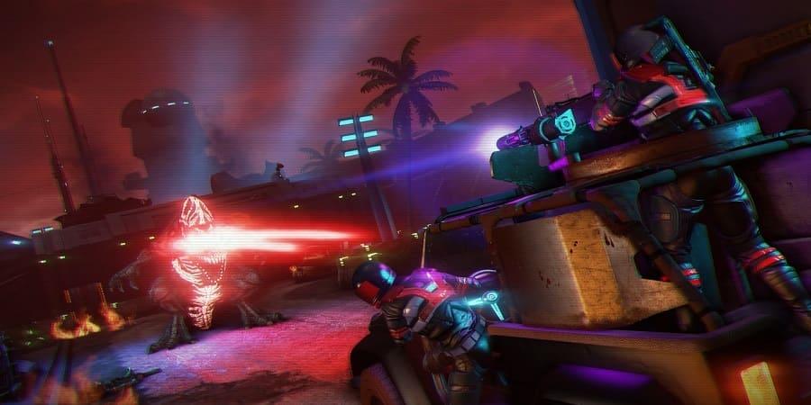 Far Cry 3 - Blood Dragon Torrent Imagem