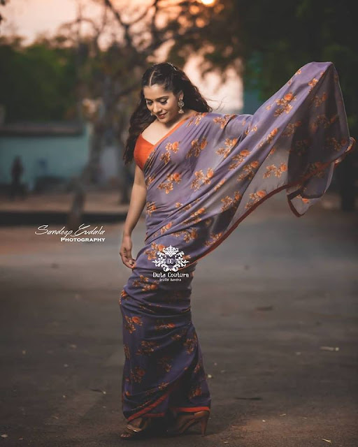 Rashmi Gautam Latest Photoshoot Stills