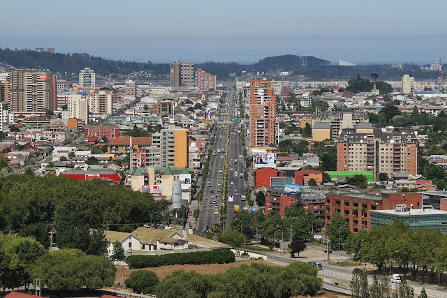 City of Concepcion, Chile