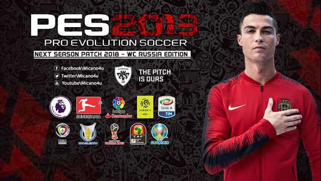 Next Season Patch 2018 PES 2013