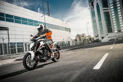 Top 10 bikes in India, KTM duke 250