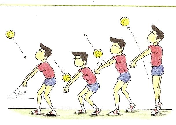 Sotillo Voleibol: #17 Siete Balones Para Siete Jugadores