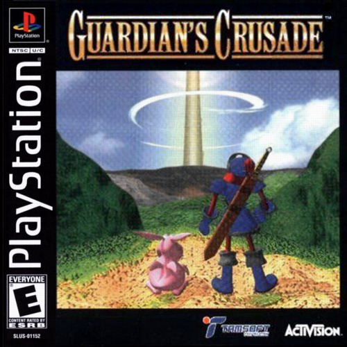 Guardians Crusade  - PS1 - ISOs Download