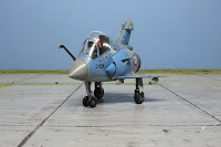 AFV Club Mirage 2000 Eggplane