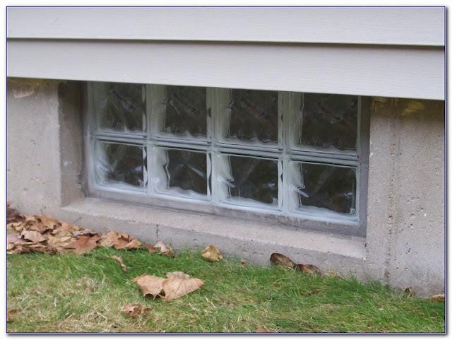 GLASS Block Basement WINDOW Installation cost