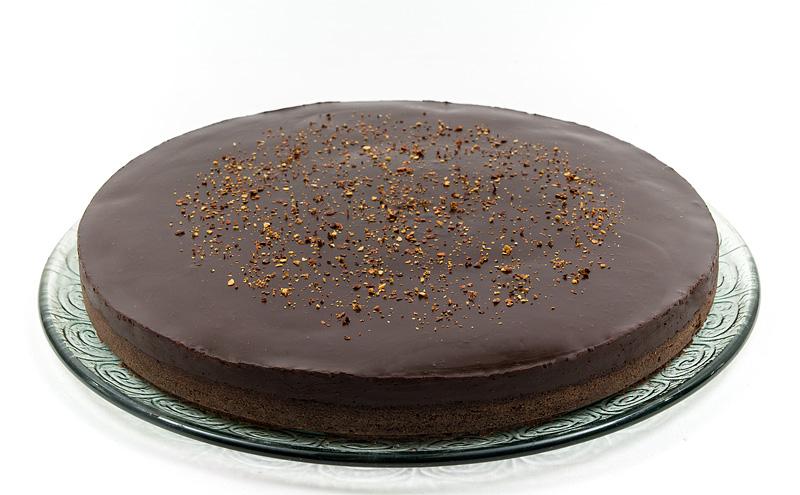 Čili torta chocolate habanero