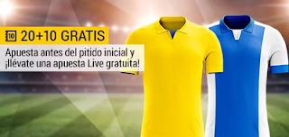 bwin promocion Villarreal vs Leganes 10 enero
