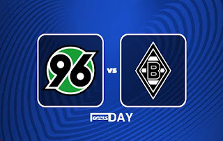 Hannover 96 vs Borussia Moenchengladbach – Highlights